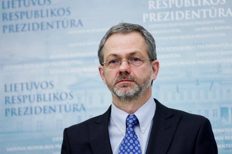 L.Balsys vadovauja Žaliosios politikos institutui