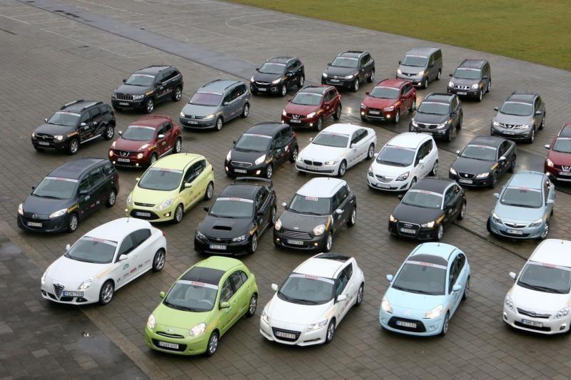 Automobilių lizingo rinka išlaiko augimą