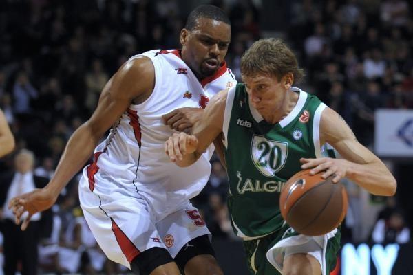 D.Šalenga keliasi į Latvijos čempiono Rygos VEF vyrų krepšinio klubą