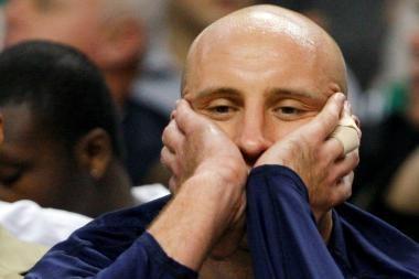 """NBA pirmenybėse """"Cavaliers"""" įveikė D.Songailos ekipą"""