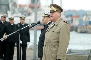 Briuselyje - NATO šalių kariškių pasitarimas