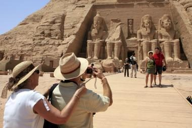 Atnaujinamos ekskursijos Egipte poilsiaujantiems lietuviams