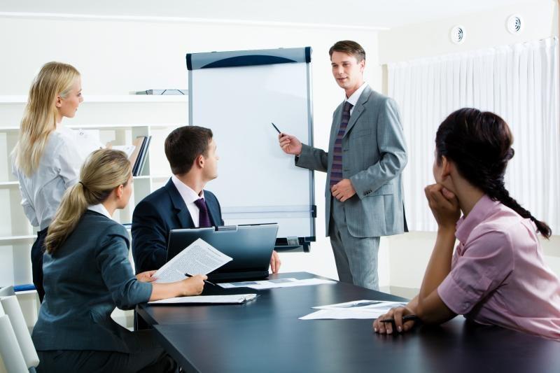 Mokymų ir konsultacijų rinkoje - nauji lyderiai