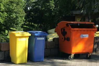 Suomijos atliekų tvarkytojai L&T spraudžiasi į Lietuvą