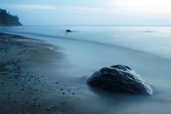 Pradeda užšalti Baltijos jūra