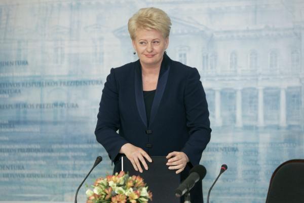 D.Grybauskaitė tiki,kad V.Pociūno žūties tyrimas bus objektyvesnis