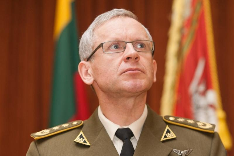 G.Bagdonas: Karo akademijoje kariūnai nėra terorizuojami