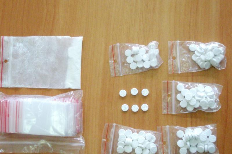 Šilutėje sulaikyti įtariamieji narkotikų platinimu