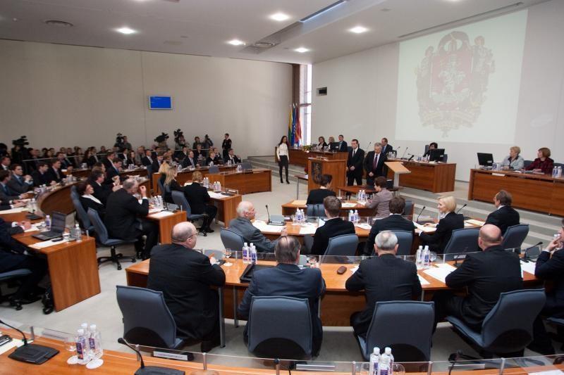 Vilniaus taryba atleido nuo NT mokesčio didžiąsias miesto arenas