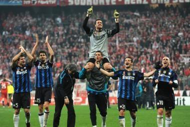 """UEFA Čempionų lyga: """"Inter Milan"""" - """"Schalke"""" rungtynių apžvalga"""