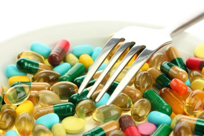 Po 50 metų riba tarp maisto ir vaisto taps sunkiai įžvelgiama