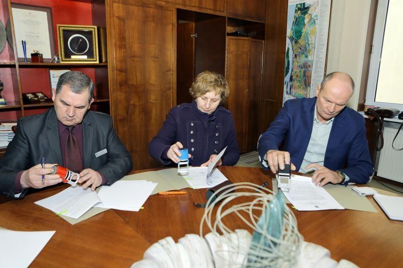 Klaipėdos krašte įsteigta buriavimo mokykla