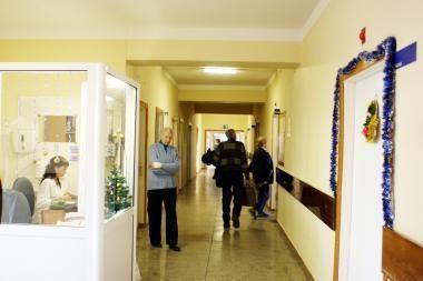 Vilniaus ligoninėje mirė sušalęs vyras