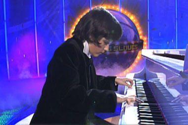 Po sėkmingo pasirodymo TV eteryje jaunasis pianistas atsidūrė traumatologijos skyriuje