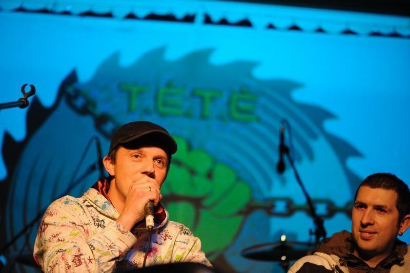Vilniuje - įspūdingas T.Ė.T.Ė apdovanojimų šou