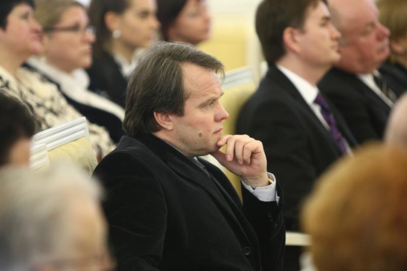 LMTA rektoriumi išrinktas pianistas Z.Ibelhauptas