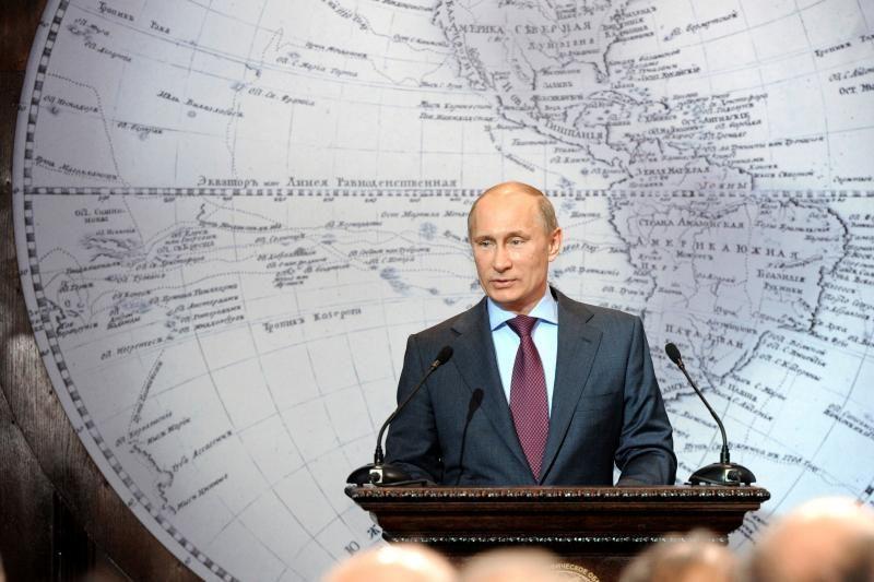 Rusijos ir Japonijos taikos sutartis - po V.Putino inauguracijos?