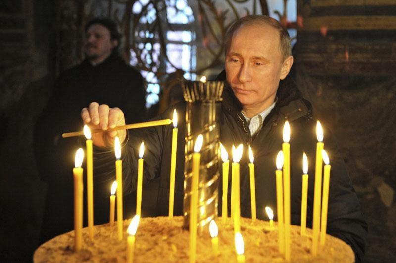 Rusijoje sužlugdytas sąmokslas nužudyti premjerą V.Putiną