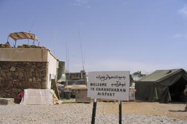 """Bus rekonstruotas oro uostas """"lietuviškoje"""" Afganistano provincijoje (papildyta)"""