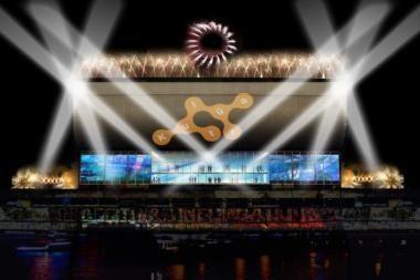 Naujųjų metų naktis Vilniuje bus nepamirštama (Programa)