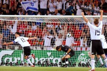 """""""Euro 2008"""": Vokietija – pirmoji pusfinalio dalyvė"""