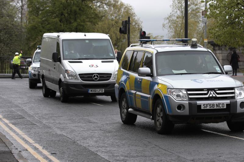 D.Britanijos policija nori, kad žmonės nemokamai tvarkytų jų mašinas
