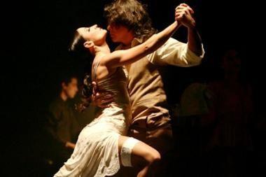 """Garsusis """"Tango Pasion"""" nustebino šokėjų amžiumi"""
