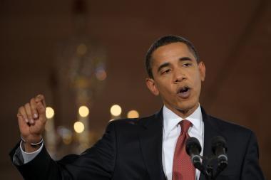 B.Obama perspėjo dėl krizių ateityje