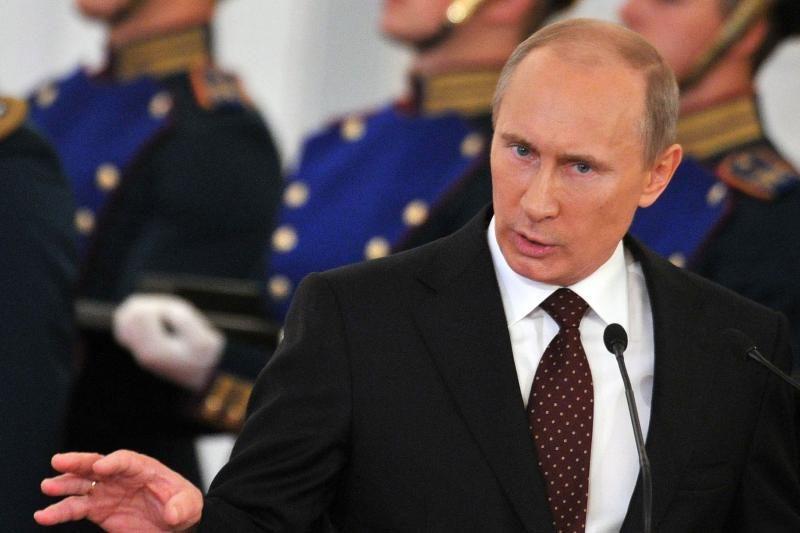 Kremlius neigia kalbas, kad V. Putinas turi problemų dėl nugaros