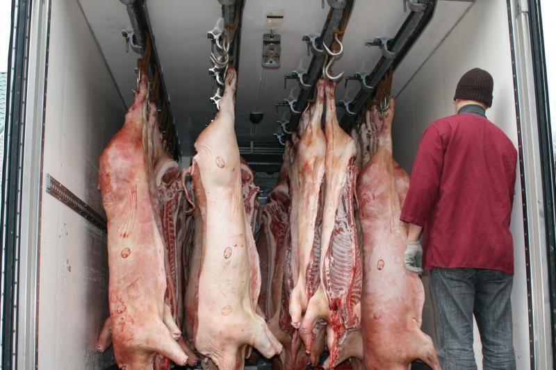 Danijoje vogta kiauliena nepateko ant lietuvaičių stalų