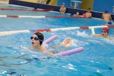 Kontrolieriai Klaipėdos baseinuose nesilankys