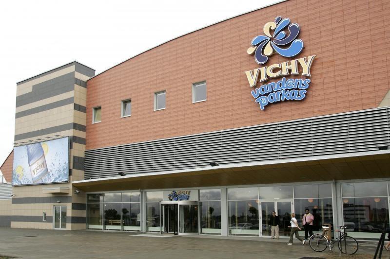 """Teismas: """"Vichy"""" parkas kol kas negali teikti paslaugų"""