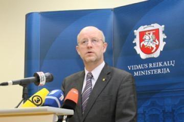 Kaune lankėsi vidaus reikalų ministras