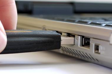 USB atmintinėmis plintantis virusas – populiariausias