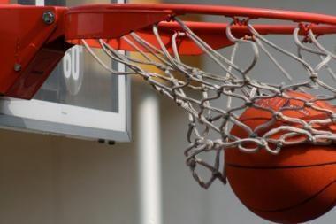 Vilniaus krepšininkai sutriuškino Kėdainių ekipą