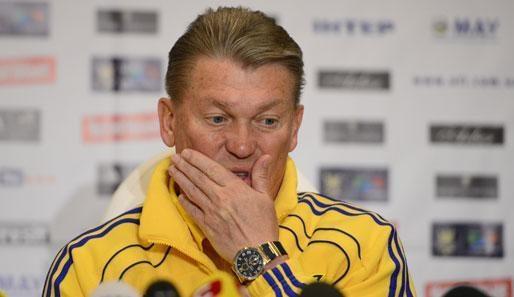 """Kijevo """"Dinamo"""" vairas pasiūlytas O. Blochinui"""