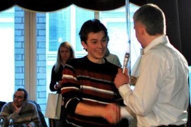 """""""IT naktis"""": vienuoliktokas iš Vilniaus laimėjo """"Idėjų konkursą"""""""
