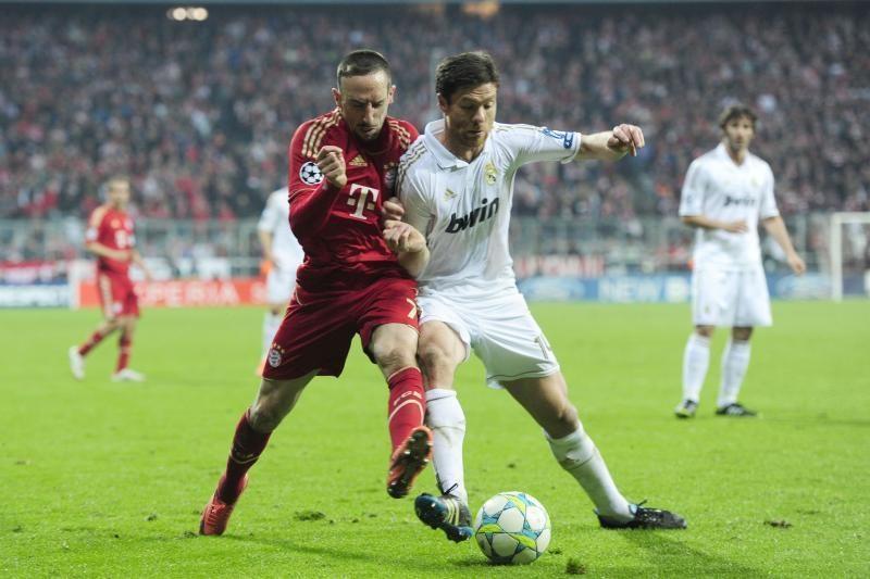 """Čempionų lygos apžvalga: """"Real"""" - """"Bayern"""""""