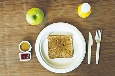 Skubantys miestiečiai raginami nepamiršti pusryčių svarbos