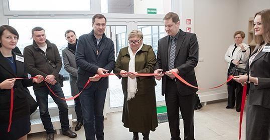 Vilniuje po 28 metų pertraukos atidaryta nauja biblioteka