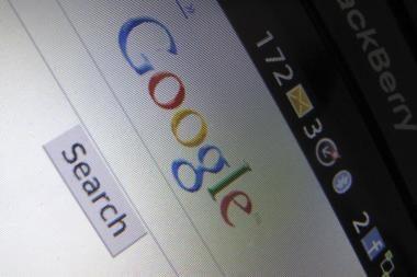 """""""Google"""" didins internetinės paieškos efektyvumą"""