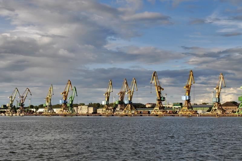 Vyriausybė apsisprendė dėl Klaipėdos uosto dividendų