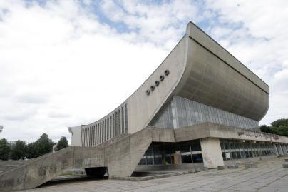 Koncertų ir sporto rūmai ruošiasi atgimti