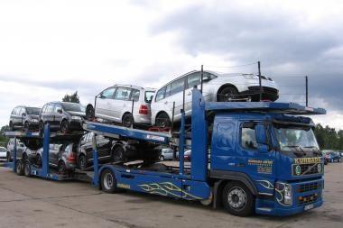Baltijos šalių automobilių rinkoje - štilis