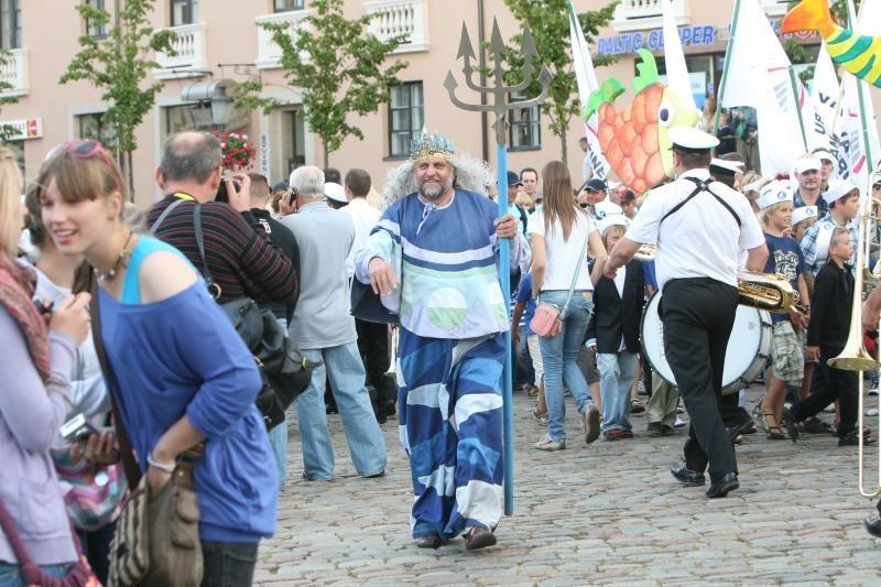 Jūros šventėje - dar daugiau jūrinių renginių