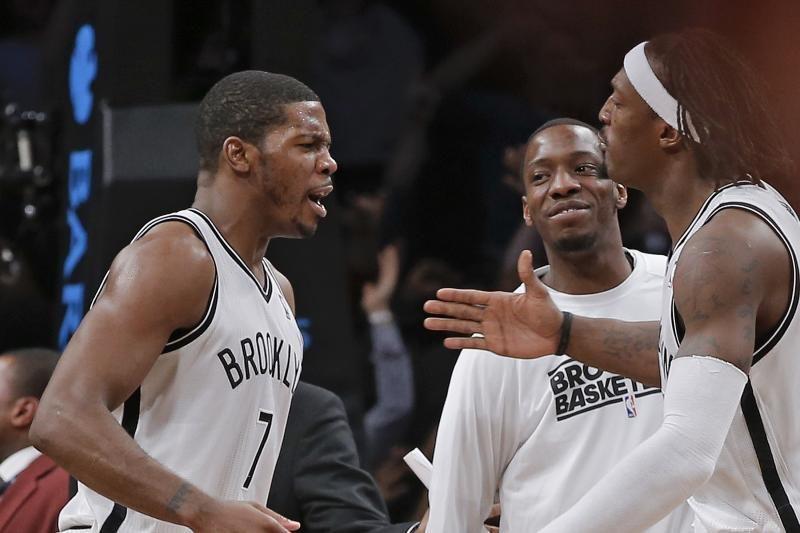 """NBA: J. Johnsonas po dviejų pratęsimų išplėšė pergalę """"Nets"""" (top10)"""