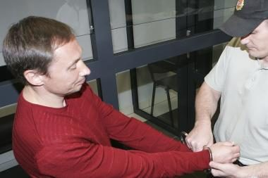 Apeliacinis teismas: G.Petrikui teks kalėti visą bausmės laiką