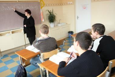 Renovuojamos Vilniaus mokyklos: kada prasidės pamokos?