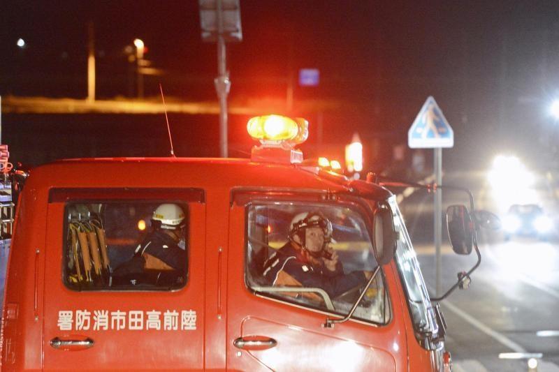 Japoniją supurtė 7,3 balo žemės drebėjimas, cunamio pavojaus nėra