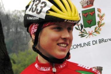 Pirmajame dešimtuke – viena Lietuvos dviratininkė